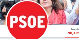 Cuando pensábamos que el PSOE no podía caer más bajo lanza este mensaje