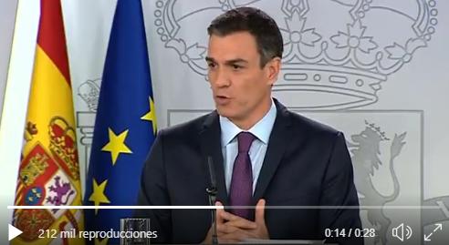 justifica el sinvergüenza de Pedro Sánchez la foto de Mendia con Otegi