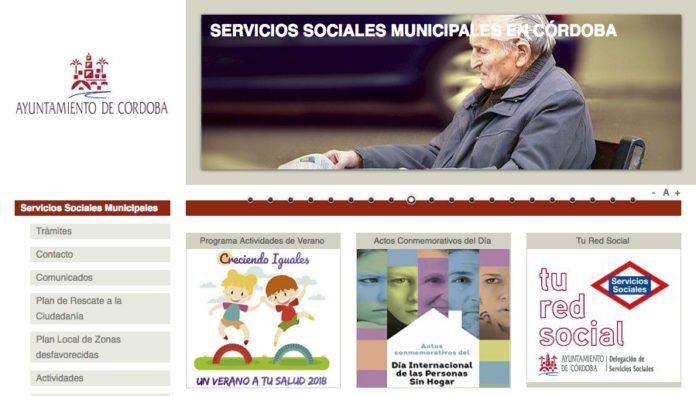 estafa de los servicios sociales en el Ayuntamiento de Córdoba