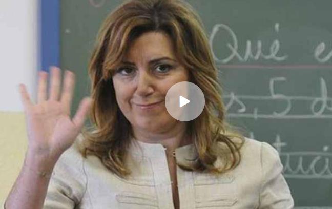 Las declaraciones por las que Susana Díaz debería coger la puerta e irse