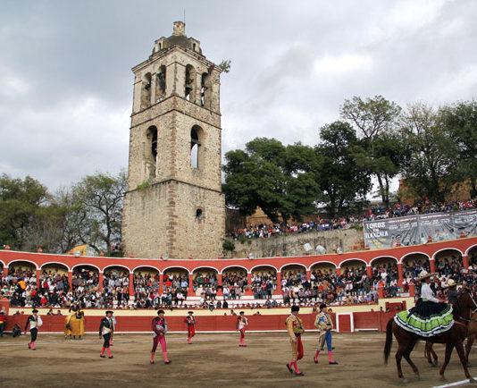 Historia de la plaza de toros de Tlaxcala