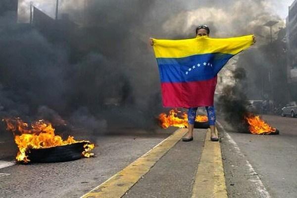 Cuatro datos sobre la violencia en Venezuela