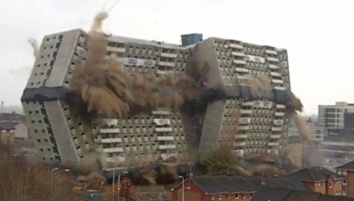 demolición de España vista a través de la Ventana Overton