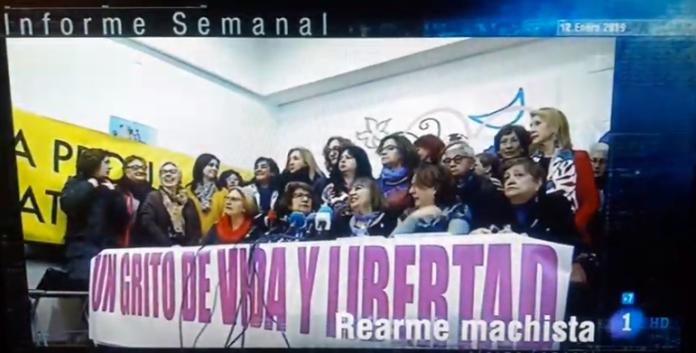 Manipulación Informe Semanal Ideología Género VOX