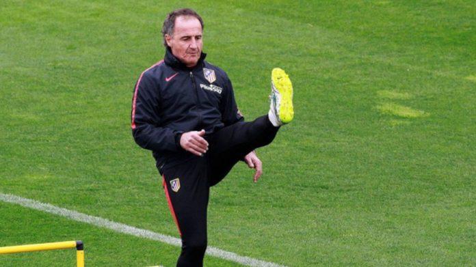 Esposa preparador físico Atlético de Madrid