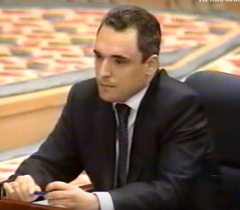Rafael Simancas Tamayazo Aznar Pedro Sánchez