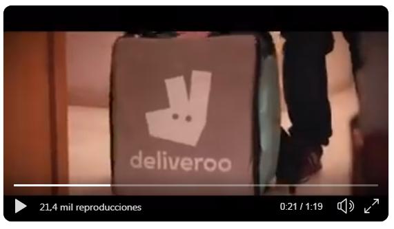Ramón Espinar Deliveroo