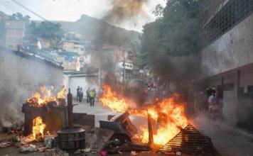 grupo de militares se rebelan contra Maduro