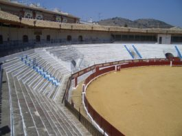 plaza de toros de Cabra