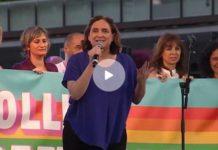 Alucina con las razones que da Colau para ser reelegida alcaldesa de Barcelona