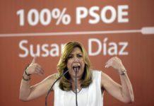 caradura de los socialistas en Andalucía no tiene fin