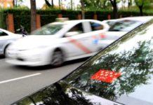 A quién apoyas en el conflicto Taxi - VTC