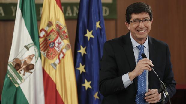 decisión de Ciudadanos que puede convertir el gobierno andaluz en un caos