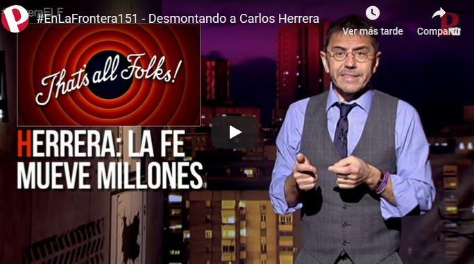 Eres oyente de Carlos Herrera