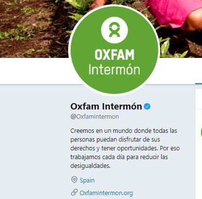 ONG Oxfam Intermón denuncia el pacto entre PP y VOX