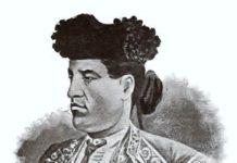 José Ponce y el toro Abubillo
