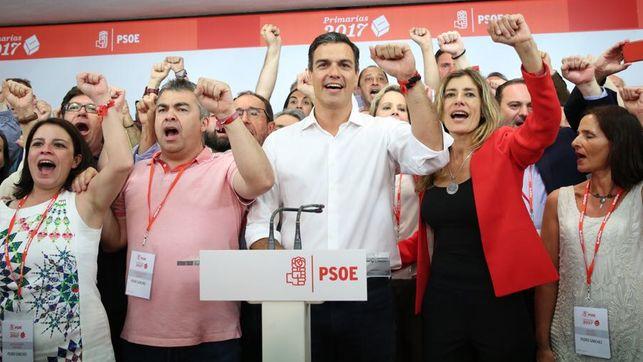 Degradación en el Partido Socialista