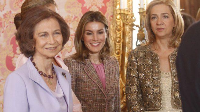 Nueva bronca entre la Reina Sofía y la Reina Letizia