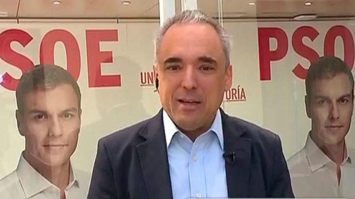 El zasca al listillo de Rafael Simancas a costa de los datos del paro