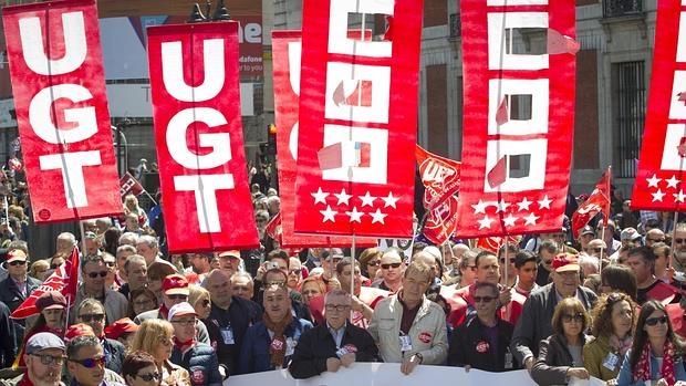 tiranía de los sindicatos