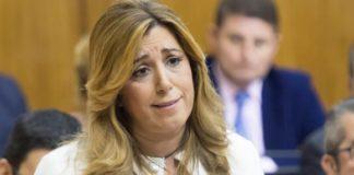 talante de Susana Díaz
