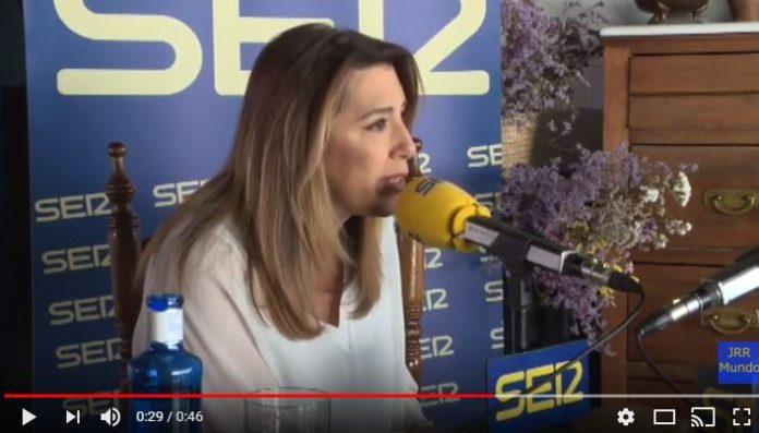 El vídeo que deja a Susana Díaz como lo que es