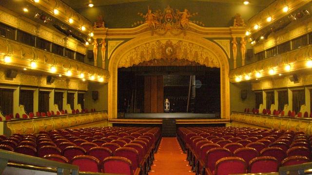 teatro de los sueños