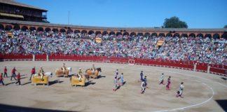 plaza de toros de Toledo