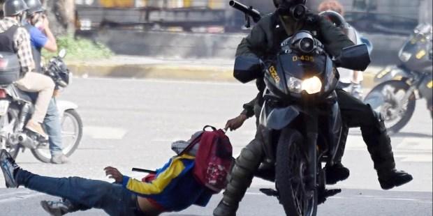 La tortura en Venezuela