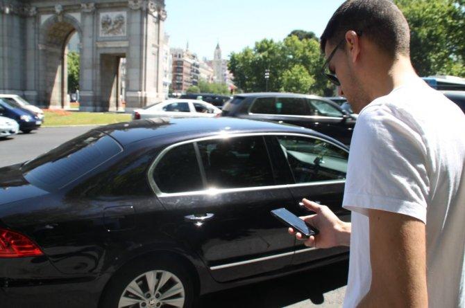 Taxi frente a VTC