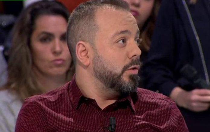 Antonio Maestre zascas