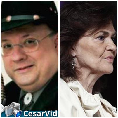César Vidal Carmen Calvo