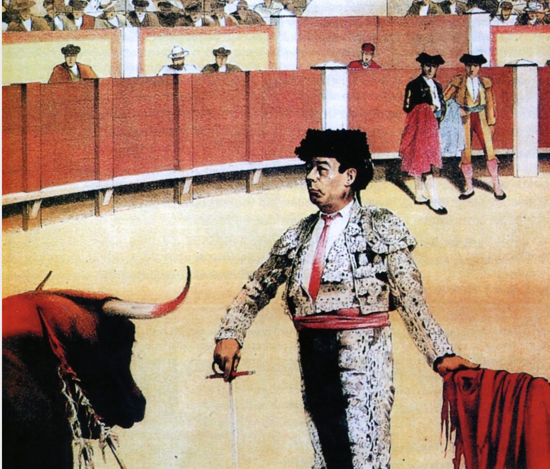 anhelo del torero