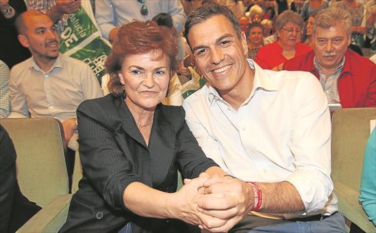Nueva mentira PSOE y Pedro Sánchez
