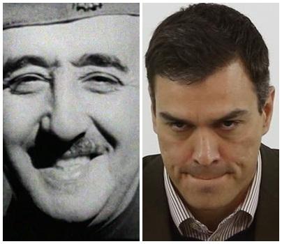 Emisario de Pedro Sánchez a los Franco