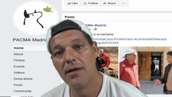 Frank Cuesta PACMA odio