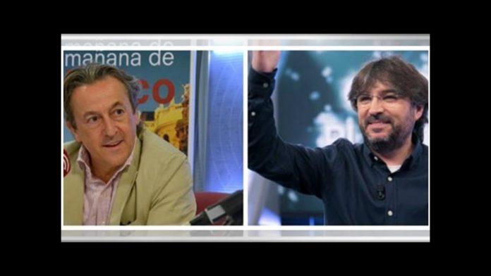 Tertsch hunde a Jordi Évole y a La Sexta por su infamia