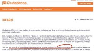 a la caza del voto del PSOE