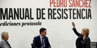 Bochornoso comentario Mercedes Milá Malú Albert Rivera Pedro Sánchez