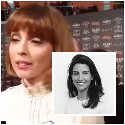 Leticia Dolera Rocío Monasterio