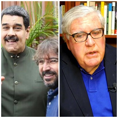Víctor de la Serna Jordi Évole Maduro