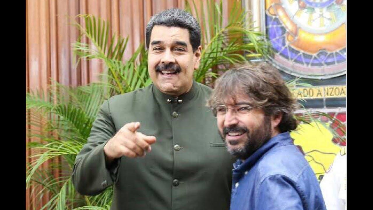 Y ahora está pasando? - Página 6 Nicol%C3%A1s-Maduro-y-Jordi-%C3%89vole