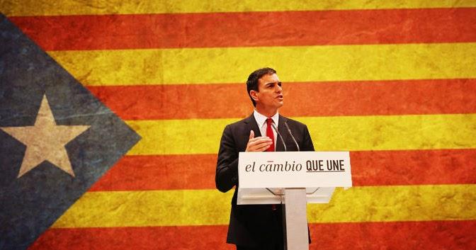 Pedro Sánchez Separatistas