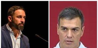 Santiago Abascal advertencia a Pedro Sánchez