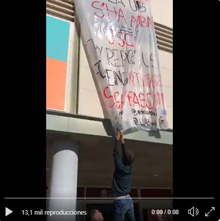 separatistas en las universidades catalanas