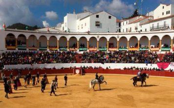 plaza de toros de Aracena