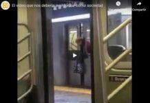 vídeo que nos debería avergonzar como sociedad