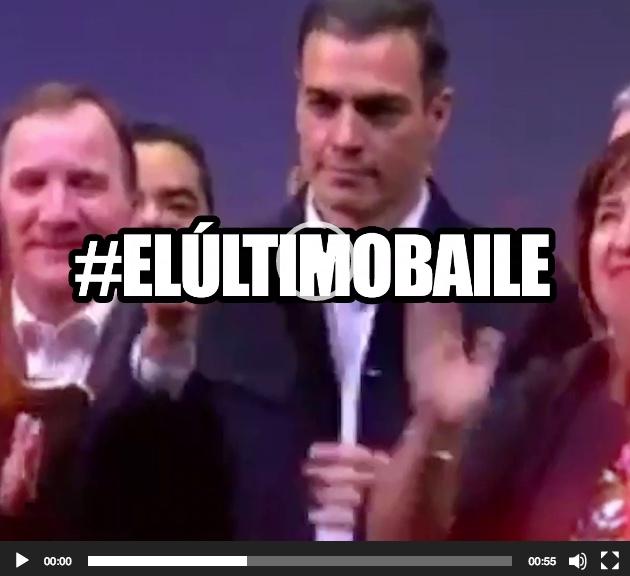 El vídeo del PP sobre los bailes de la izquierda y separatas que se ha hecho viral