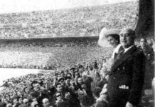 Por qué el FC Barcelona no derriba el estadio franquista del Camp Nou