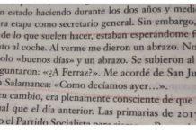 La cagada de Pedro Sánchez en su libro